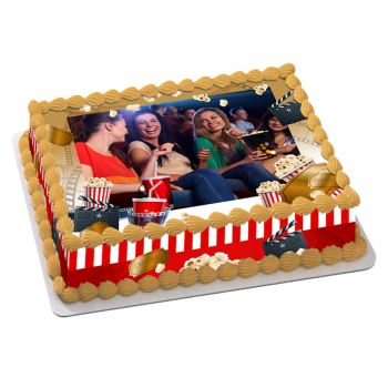 Easycake Pop corn Kit zum Anpassen A4