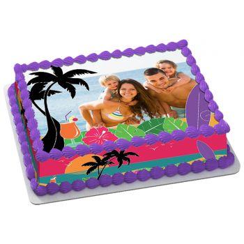 Hawaii Easycake Kit zum Anpassen von A4