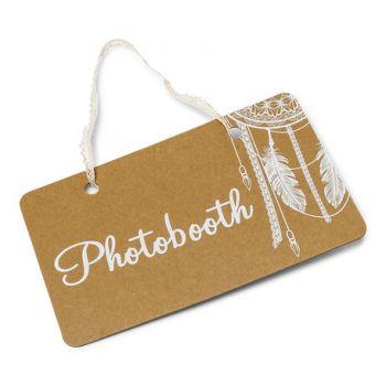 Paneel Photobooth Boho