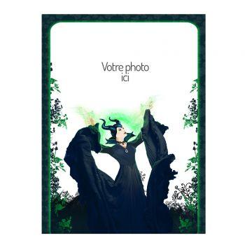 Tortenaufleger personalisierte dekor Maleficent A4