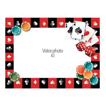 Dekor auf Sucre Poker A4 zu personalisieren