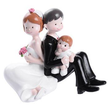 Figuren Verheiratet mit Jungen