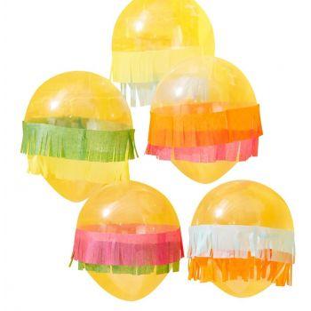 5 Ballons viva la fiesta à frans