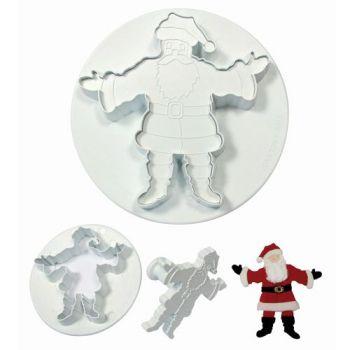 Santa Claus ausstechformen