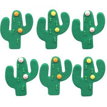 Mini-Figuren Zuker Kaktus
