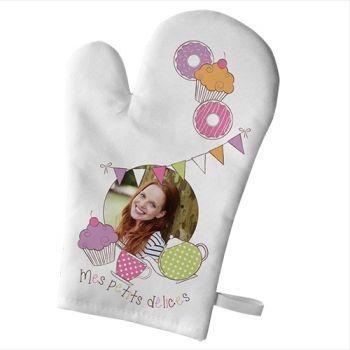 Handschuh der persönlichen Küche Dekor Kleine Köstlichkeiten