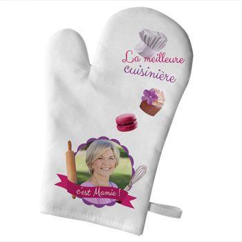 Handschuh Küche personalisiert Dekor Oma Küche