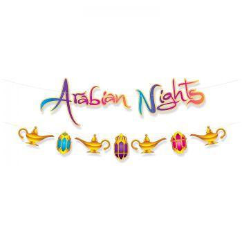 Arabische Night-Banner