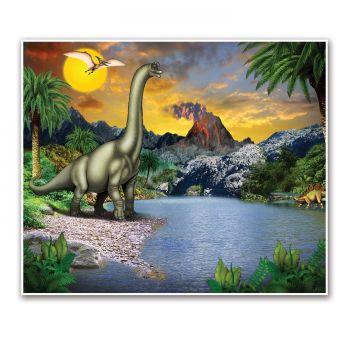 Dinosaurier Wanddekoration
