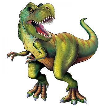 Riesiger Dekor Dinosaurier Tyrannosaurus