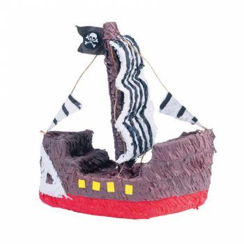 Pinata zu brechen Piratenboot
