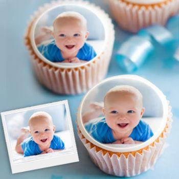 12 Mini-Dekor auf Zucker zu personalisieren