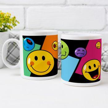 tasse Smiley