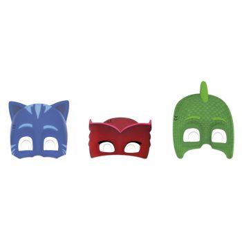 6 Masken Pyjamask