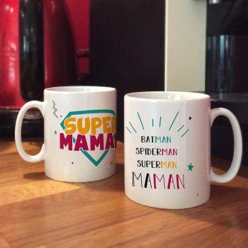 tasse Super Mama