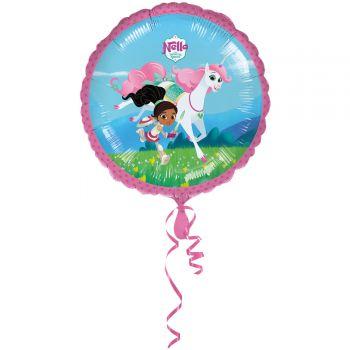 Helium Ballon Nella Prinzessin Ritter