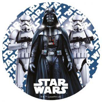 Tortenaufleger dekor Star Wars Dark Darth Vader