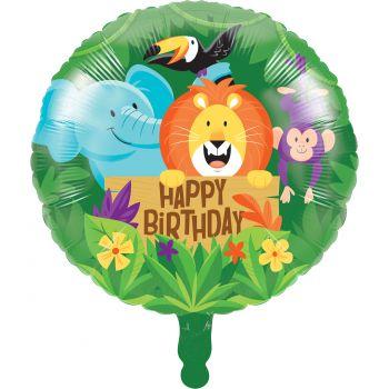 Helium-Luftballon Dschungel party