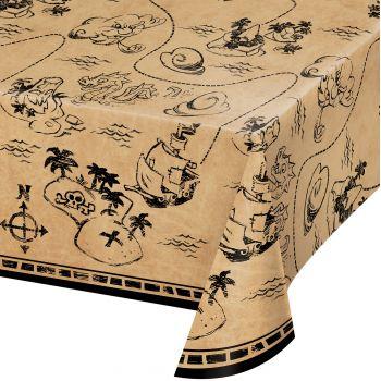 Tischtuch Piraten-Schatz
