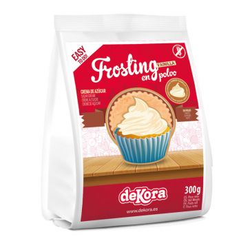 Mix topping mit Vanille 300gr