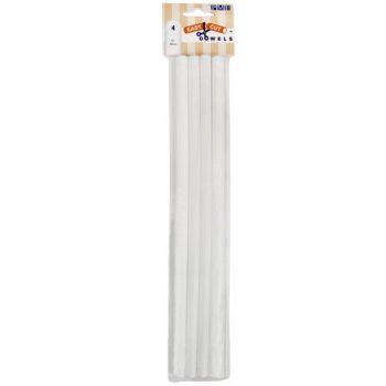 4 Dowel 30cm easycut Kunststoff