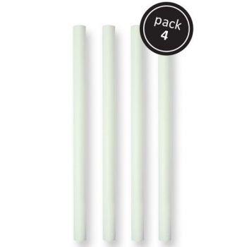 4 Dowel rods kunststoff 31cm