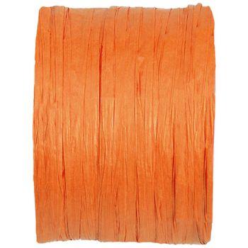 Spule raphia orange 20m
