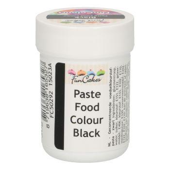 Lebensmittel-Färbestoff Funcakes schwarz