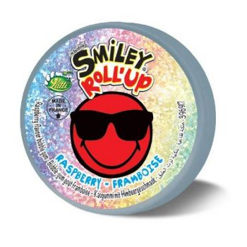 Roll 'up Smiley Himbeere