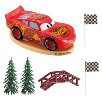 Cars Kuchen-Set