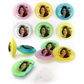 Süßigkeiten personalisierte Pixipop photo