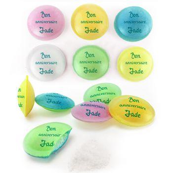 Süßigkeiten Personalisierte Pixipop Text