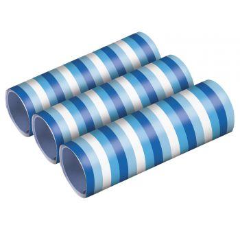 3 Blaue Schlangenrollen