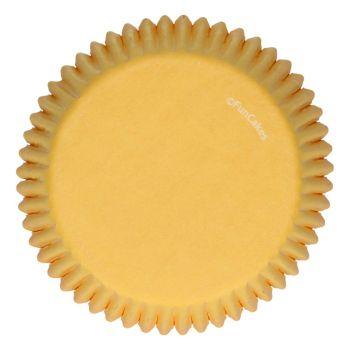 48 Gelbe backförmchen Funcakes