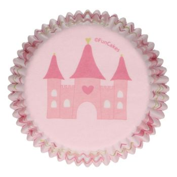 48 backförmchen Prinzessin Funcakes