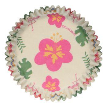 48 Tropische backförmchen Funcakes