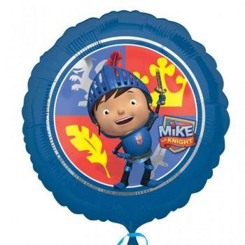 Alu-Ballon Mike der Ritter