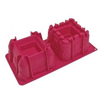 Kuchenform 2 3D-3D-Silizium Scrapcooking