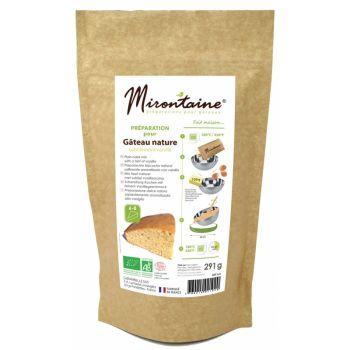 Mix-Kuchen BIO Vanille Mirontaine