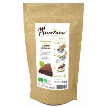 Mix Kuchen BIO Schokolade Mirontaine