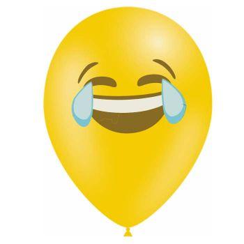 10 Emoticon-Ballons MDR