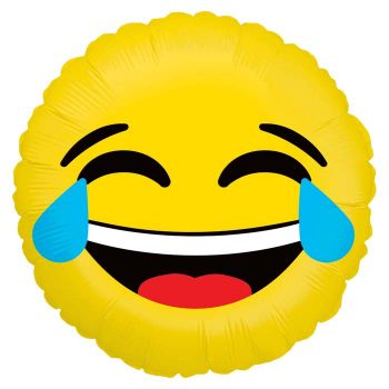 Ballon helium Emoticones LOL