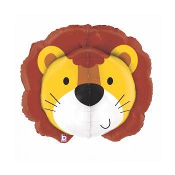 Ballon Helium 3D Löwenkopf