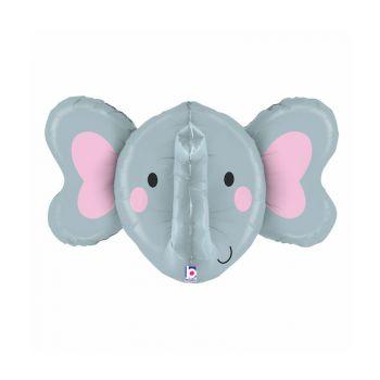 Ballon Helium 3D Elefantenkopf