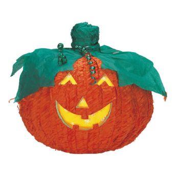 Pinata zum Tippen Kürbis Halloween