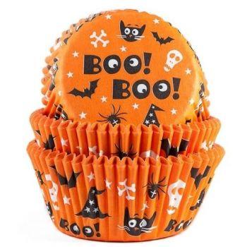 75 Cupcakes Boo Halloween