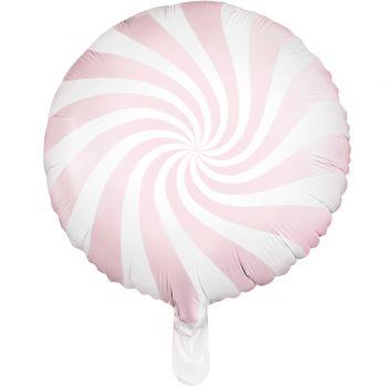 Helium-Ballon Candy Rosa
