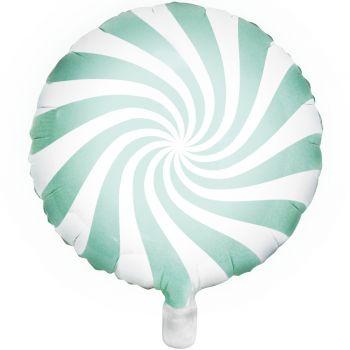 Helium-Luftballon Candy mint
