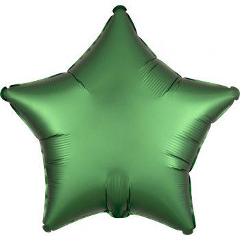 Helium-Ballon Satin Luxus-Luxus Stern