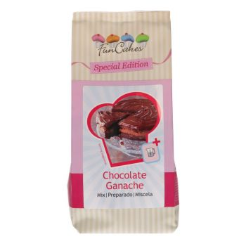 Mix Ganache mit Schokolade Funcakes